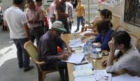 OBEZİTE - Gürün'de Vatandaşlara Obezite Testi Yapıldı