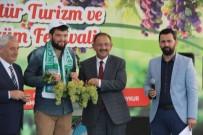 DEPREM RİSKİ - İncesu 24. Kültür Turizm Ve Üzüm Festivali