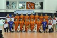 SIRBİSTAN - İnegöl Belediyespor Balkan Cup'ta Finalde