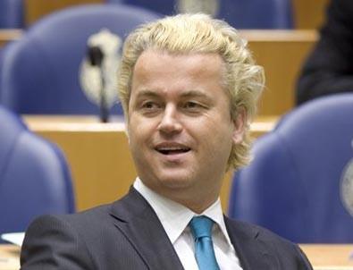 Irkçı Llder Wilders İslam'ın karşıtı sözler