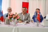 LÜTFI EFIL - İstişare Toplantıları Körfezle Devam Ediyor