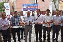 ADLİYE BİNASI - Kahta'da Diriliş Kitap Kafe Açıldı