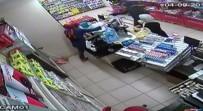 SİLAHLI SOYGUN - Kartal'da Market Faresi 4'Üncü Soygununda Yakalandı