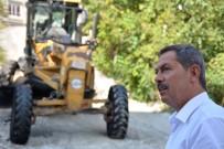 MESLEK LİSESİ - Kdz. Ereğli Belediyesi Okul Önlerini Asfaltlıyor