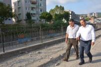 YAYA KALDIRIMI - Kdz. Ereğli'de Cadde, Sokak Ve Parklar Yeniden Düzenleniyor