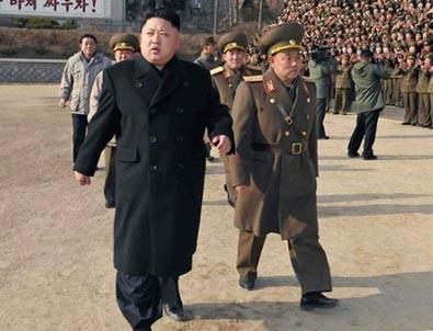 Kim Jong un'dan bir rest daha