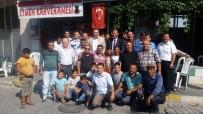 YAŞAR İSMAİL GEDÜZ - Kırkağaç'ta Protokol Roman Vatandaşlarla Buluştu