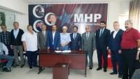 MIHENK TAŞı - MHP Doğanşehir İlçe Kongresi Yapıldı