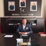 MUSTAFA ÖZDEMIR - MHP İl Başkanı'ndan 400 İstifaya Yalanlama