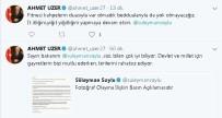 SÜLEYMAN SOYLU - Milletvekili Uzer'den Bakan Soylu'ya Destek