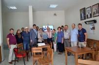 TUR YıLDıZ BIÇER - Milletvekilinden Delege Seçimlerine Sıkı Takip