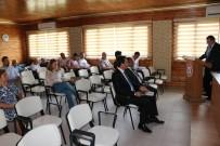 ECZACI ODASI - Nevşehir Eczacı Odası Olağan Genel Kurul Toplantısı Yapıldı