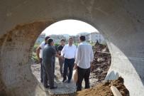 SEL BASKINI - Ören Mahallesi'nin Sel Korkusu Sona Eriyor