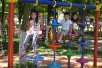 ÇOCUK MECLİSİ - Oyun Engel Tanımaz Parkı'na Ödül