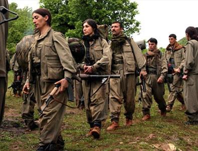 Rus uçakları PKK'yı vurdu: 45'den fazla terörist öldü