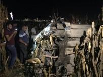 BERFIN - Sakarya'da Feci Kaza Açıklaması 3'Ü Çocuk 5 Yaralı