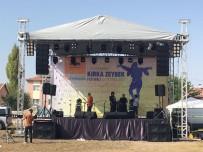 KıRKA - Seyitgazi'de 'Uluslararsı Zeybek Festivali' Hazırlıkları Tamamlandı