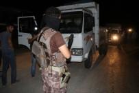 TURGUT ÖZAL - Tam Bin 500 Polis Katıldı, Helikopter Havadan Destek Verdi