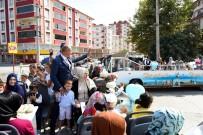 SÜNNET ŞÖLENİ - Tekkeköy'de Coşkulu Sünnet Şöleni