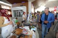EMEKÇİ KADINLAR - Toros Kadınları Emek Pazarı Açıldı