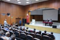 HALK EĞİTİM - Vali Elban Oraolul Müdürleri İle Bir Araya Geldi