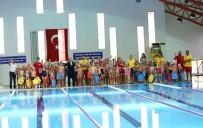 YÜZME YARIŞLARI - Yüzme Kurslarına Coşkulu Final