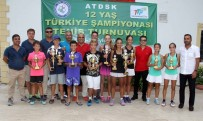 NİLÜFER - 12 Yaş Türkiye Tenis Şampiyonası