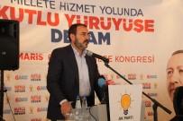 MAHİR ÜNAL - AK Parti Genel Başkan Yardımcısı Ünal Marmaris'te Partililere Seslendi