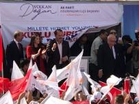 GENÇLİK KOLLARI - AK Parti Odunpazarı İlçe Teşkilatı 4'Üncü Olağan Kongresi