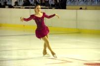 BUZ PATENİ - Artistik Buz Pateni Nenehatun Kupası Figür Yarışları Sona Erdi