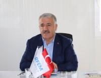 BAZ İSTASYONLARI - Bakan Arslan Diyarbakır'da