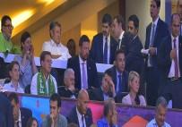 SIRBİSTAN - Başbakan Yıldırım Ve Mevkidaşları Final Maçında