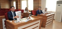 OZAN BALCı - Başkan Vekili Dr. Balcı Brifing Aldı