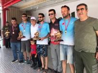 ALAADDIN YıLMAZ - Bolu'da, Sazan Yakalama Yarışı Sona Erdi