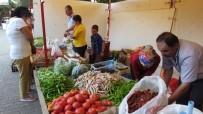 ZEYTİNYAĞI - Burhaniye' De Organik Ürünler İlgi Görüyor