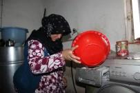ALATOSUN - Çamaşır Makinelerini Taşıma Suyla Çalıştırıyorlar