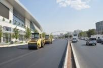 TOPLU TAŞIMA - Celal Bayar'daki Asfalt Çalışmaları Tamamlandı