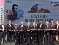 YORGO PAPANDREU - CHP'li belediyede Papandreu'lu açılış