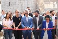 HAMIDIYE - Cizre'de Resim Sergisi Açıldı