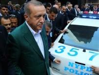 AMERIKA BIRLEŞIK DEVLETLERI - Cumhurbaşkanı Erdoğan'a sevgi seli