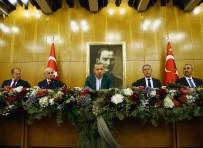 KÜRESEL BARIŞ - Cumhurbaşkanı Erdoğan Açıklaması 'TEOG'un Kaldırılması İçin Bir Mani Yok'