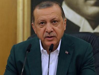 Cumhurbaşkanı Erdoğan: Kuzey Irak'taki referanduma 'devam' diyemeyiz