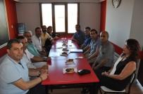 SİYASİ PARTİ - DTO, Didim CHP'yi Ziyaret Etti