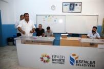 ESENLER BELEDİYESİ - Esenler'de Pazar Yeri İçin Yapılan Halk Oylamasının Sonuçları Belli Oldu