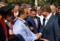 MUSTAFA HAKAN GÜVENÇER - Eski Başbakan Davutoğlu'ndan Kerkük Mesajı