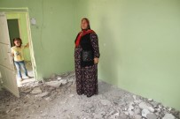 19 MAYıS - Evlerinin Tavanı Başlarına Döküldü