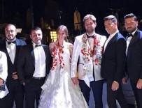 NİKAH ŞAHİDİ - Gizem Karaca ile Kemal Ekmekçi evlendi