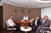 FEDAKARLıK - Halk Sağlığı Müdürü'nden Başkan Doğan'a Ziyaret