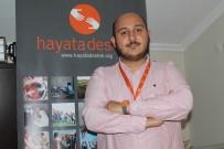TARAFSıZLıK - Hayata Destek Derneği Dezavantajlılar İçin Bariyerleri Kaldırıyor