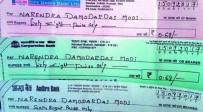 NARENDRA MODI - Hindistan Başbakanına İlginç Doğum Günü Hediyesi